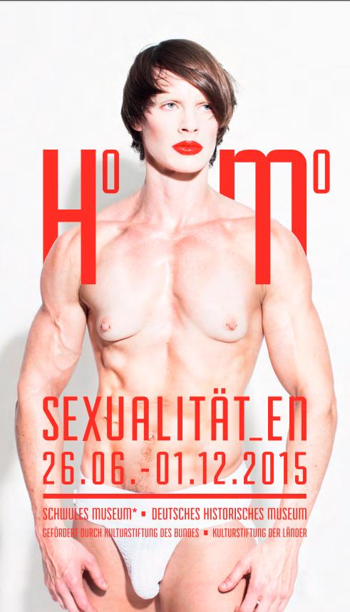 Ausstellung Homosexualität_en