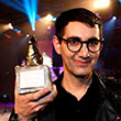 Alex Anwandter, director YOU WILL NEVER BE ALONE TEDDY Special Jury Award 2017, Foto: B. Dummer